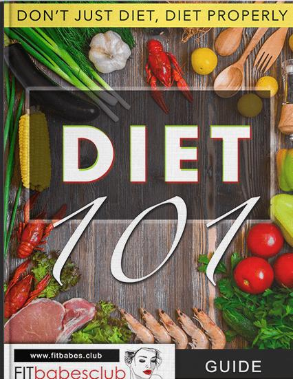 Diet 101 Book
