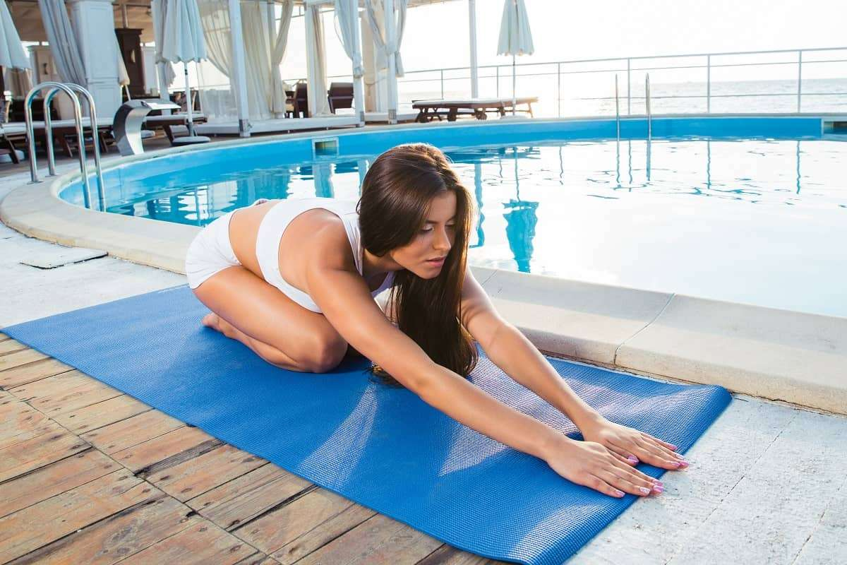 Yoga for back pain: Soothe back pain in 5 minutes