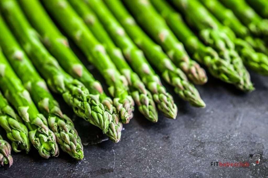Asparagus Rich In Protein