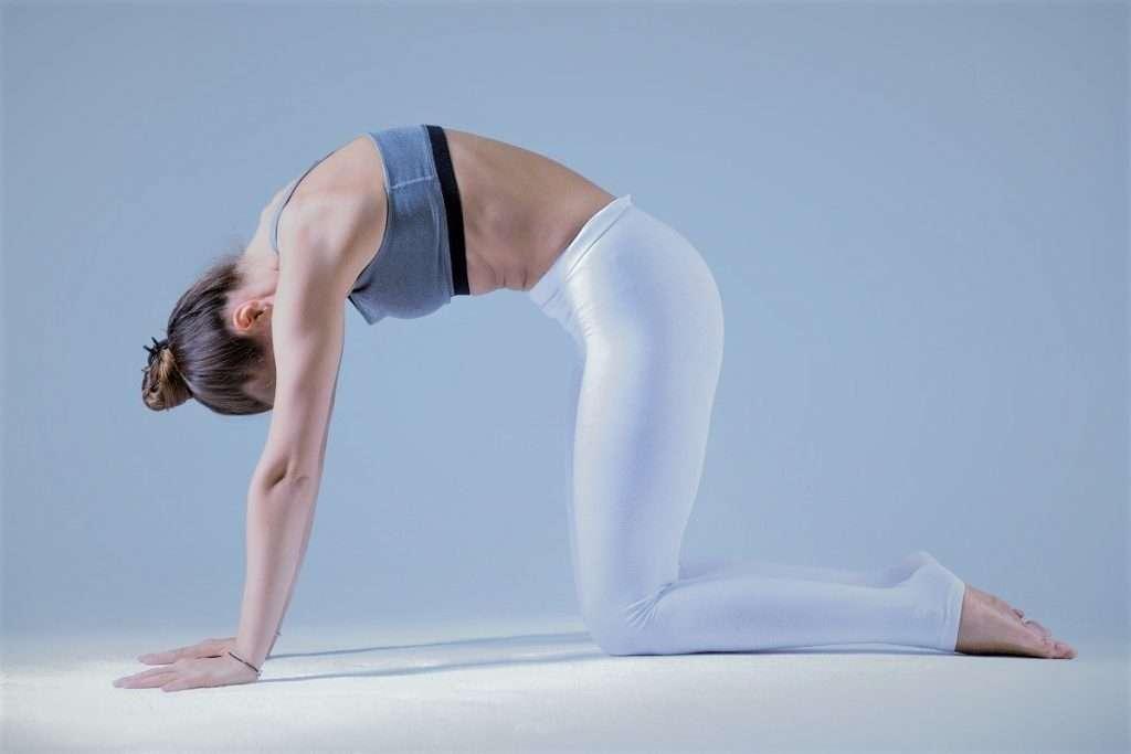 Caw Pose Yoga