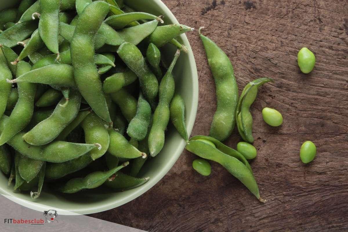 Green beans the magical fruit