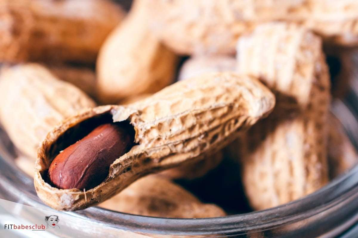 Nuts are rich in healthy fats