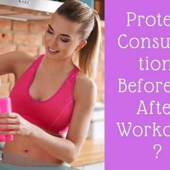 Protein Consumption
