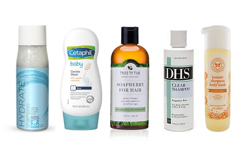 6 Best Shampoos of 2021 for Sensitive Skin