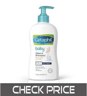 Cetaphil Baby Wash & Organic Calendula Shampoo