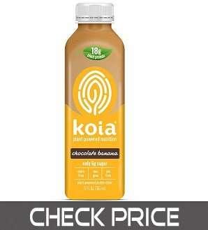 Koia Plant Protein Shake
