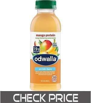 Odwalla Mango Protein Shake