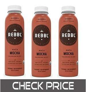 Rebbl Superherb Protein Elixir