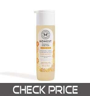 The Honest Co. Shampoo + Body Wash