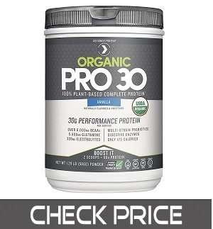 Designer Protein Organic PRO 30