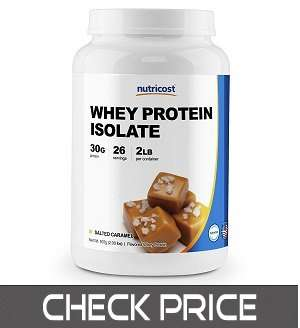 Nutricost Whey Protein Isolate