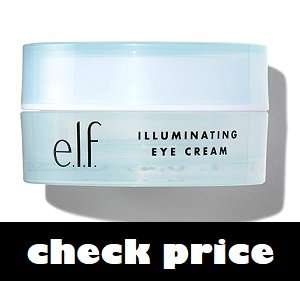 Elf Illuminating Eye Cream Review of 2021