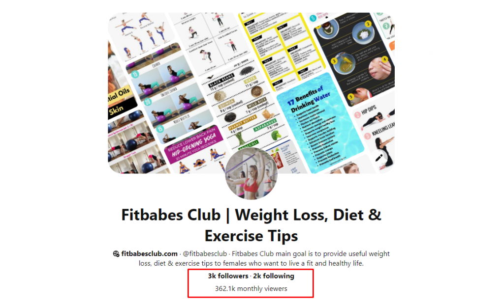 Fitbabesclub Pinterest | write for us