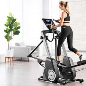 elliptical space at home